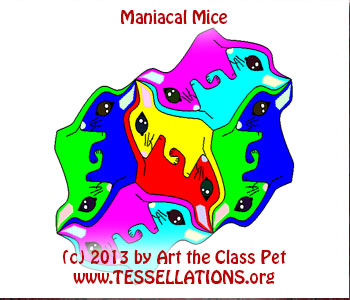 Mouse tessellation