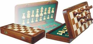 tessellating chess set