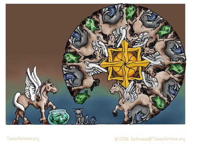 Tessellation: Wheel of Pegasus