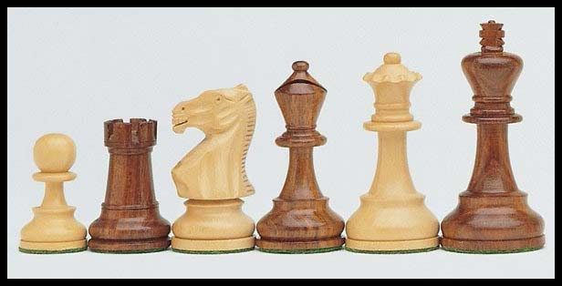 standard competition chess set